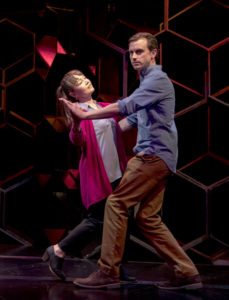 Constellations - past productions at Hudson Stage Company